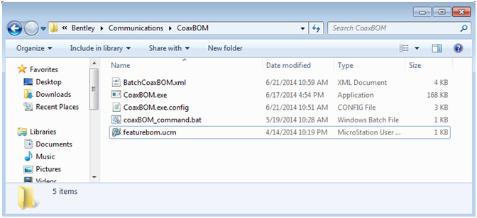 Generate a Design BOM Report Using a Command File for Batch or