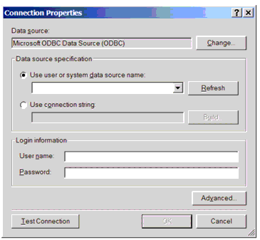 SCADA Signals - Database Source