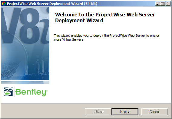 Undeploying and Uninstalling ProjectWise Web Server and Web View Server